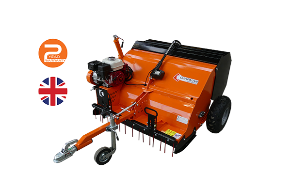 PC120 Paddock Cleaner From £4085