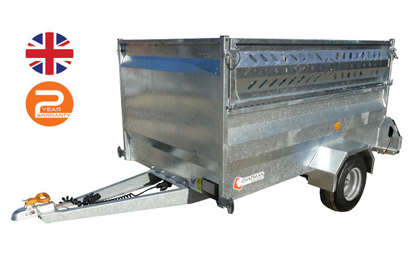 RT220 Road Trailer From £1520