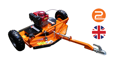 RM150 Rotary Mower From £2897.50