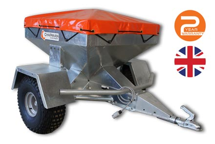 TF350 Trailed Stock Feeder From £1638.75