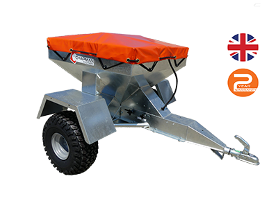 TGF350 Trailed Game Feeder From £2470
