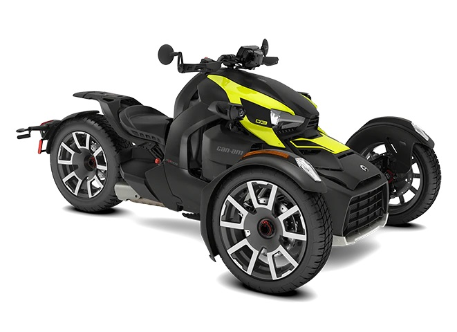 Ryker Rally From £12,899