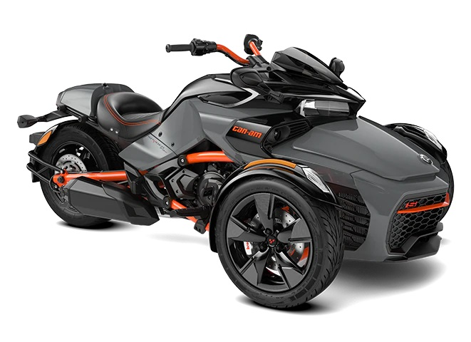Spyder F3-S Special Series From £22,799
