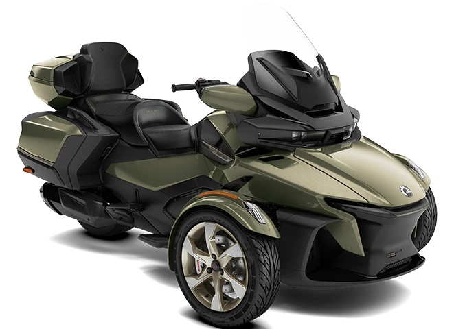 Spyder RT Sea To Sky From £31,399